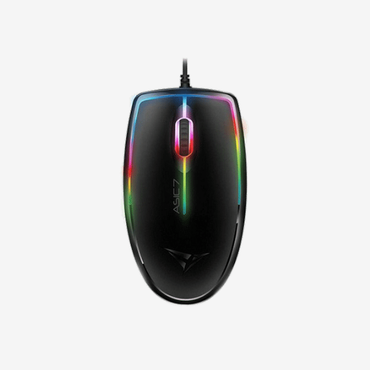 Alacatroz Asic 7 RGB USB Optical Mouse